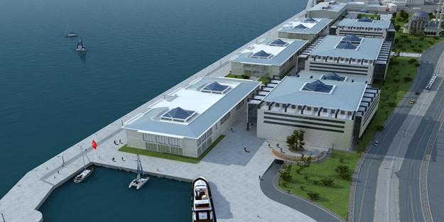 Galataport projesi onaylandı mı?