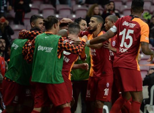 Galatasaray Ankaragücü maçı kaç kaç bitti?