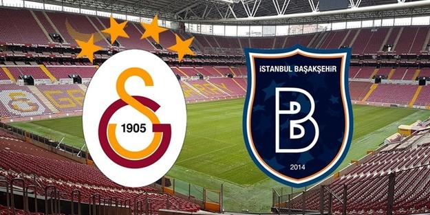 Galatasaray Başakşehir maçı ne zaman? Maç saat kaçta hangi kanalda? Süper Lig 12. hafta