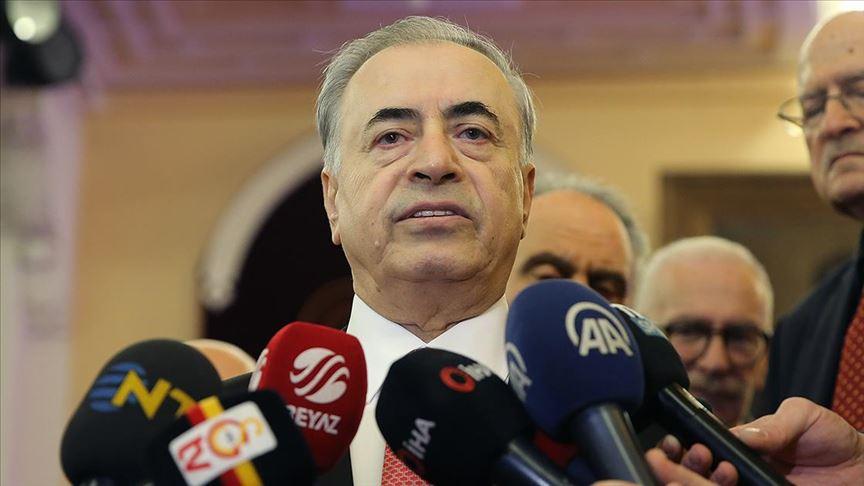 Galatasaray Başkanı Cengiz: Arda Turan gündemimizde değil