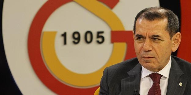 Galatasaray Başkanı Dursun Özbek'ten bomba açıklamalar