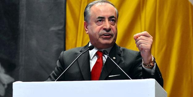Galatasaray Başkanı Mustafa Cengiz'den kayyım açıklaması