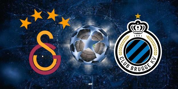 Galatasaray Club Brugge maçını şifresiz nasıl izlerim? Galatasaray Brugge maçını şifresiz veren kanallar