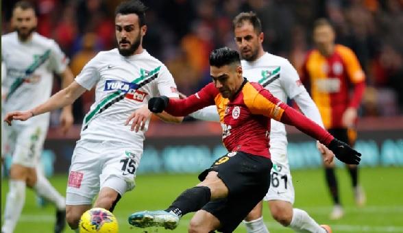 Galatasaray Denizlispor maçı kaç kaç bitti?
