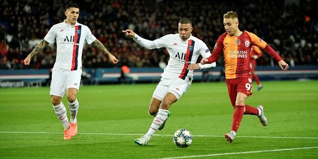 Galatasaray Devler Ligi'ne ağır hezimetle veda etti!