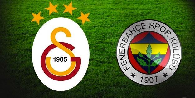 Galatasaray Fenerbahçe derbi maçı ne zaman saat kaçta hangi kanalda? Süper Lig 6. Hafta maçları