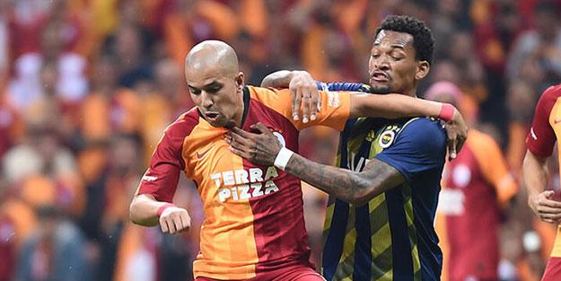 Galatasaray-Fenerbahçe derbisi için geri sayım başladı