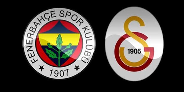 Galatasaray-Fenerbahçe derbisinin ilk 11'leri belli oldu!