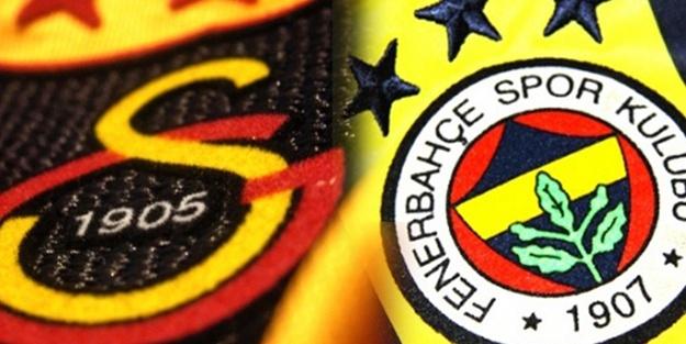 Galatasaray ile Fenerbahçe'nin 2000. maç heyecanı