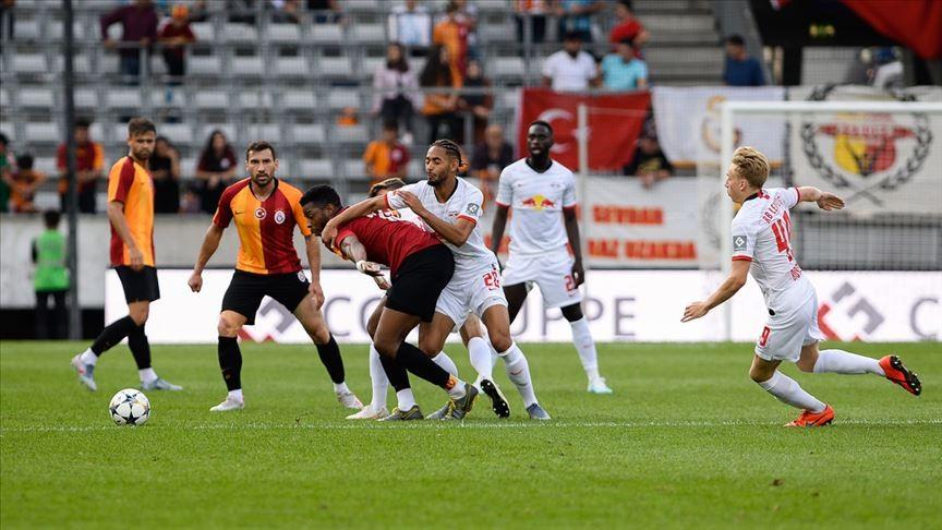 Galatasaray ilk hazırlık maçında sahadan mağlup ayrıldı