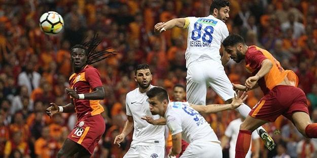 Galatasaray Kasımpaşa'yı yendi