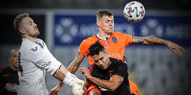 Galatasaray, Medipol Başakşehir'i 2 golle devirdi