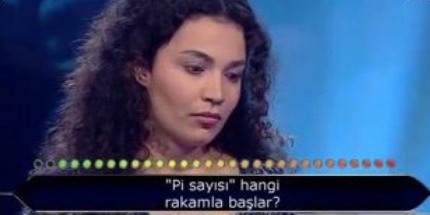 Galatasaray öğrencisi Pİ sayısını bilemedi!