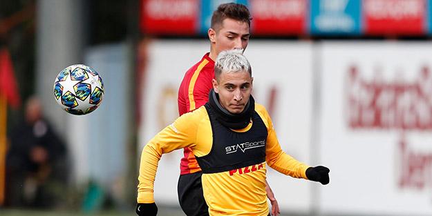 Galatasaray, Paris Saint-Germain hazırlığına Adem Büyük olmadan başladı