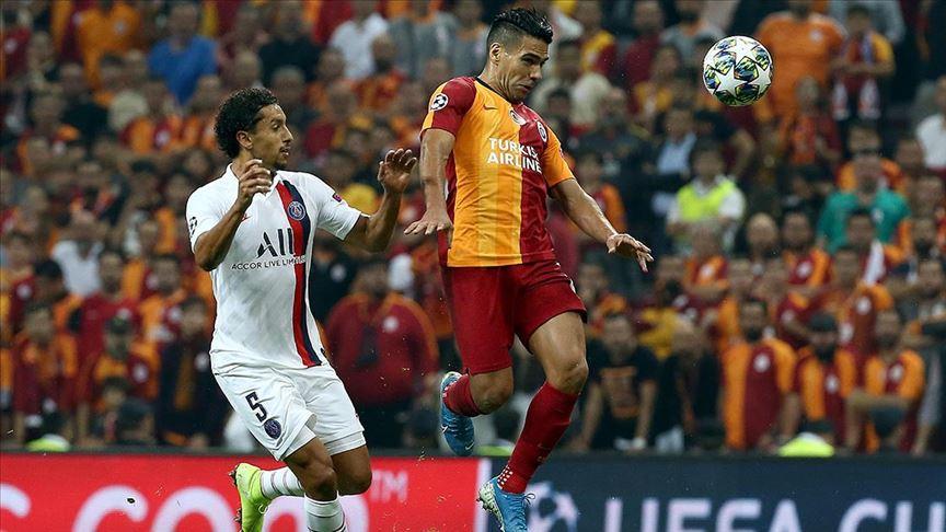 Galatasaray PSG'ye yenildi