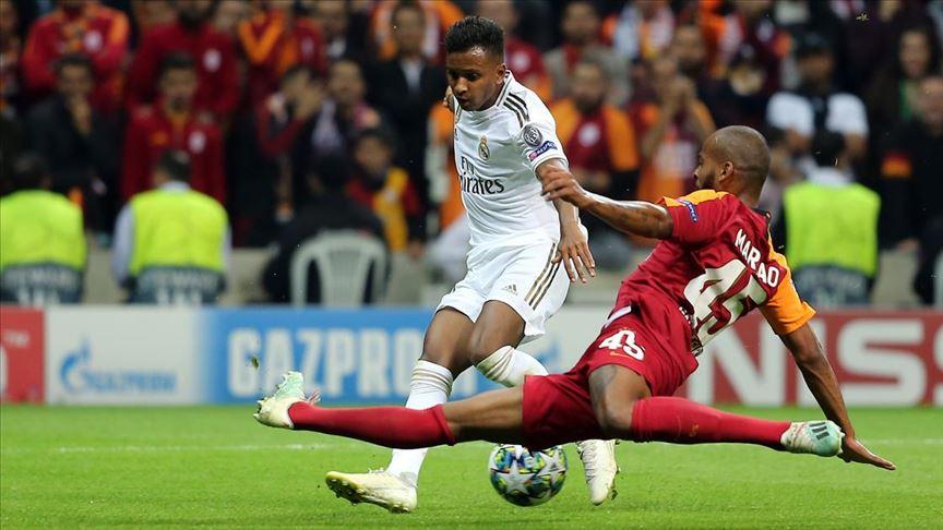 Galatasaray sahasında mağlup oldu