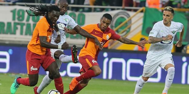 Galatasaray şampiyonluğa koşuyor