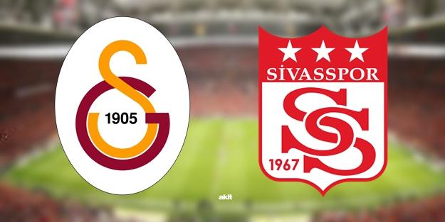 Galatasaray Sivasspor maçı ne zaman saat kaçta? Maç hangi kanalda? Süper Lig 8. hafta