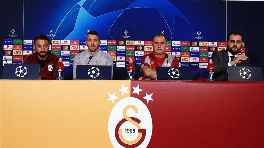 Galatasaray Teknik Direktörü Fatih Terim: Çok önemli bir maça çıkacağız