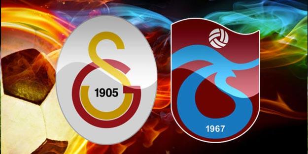 Galatasaray-Trabzonspor maçı ne zaman saat kaçta? Süper Lig 21. hafta