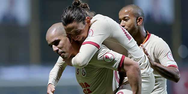 Galatasaray, Tuzlaspor karşısında sürprize izin vermedi