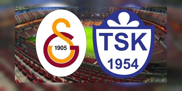 Galatasaray Tuzlaspor kupa maçı ne zaman saat kaçta hangi kanalda?