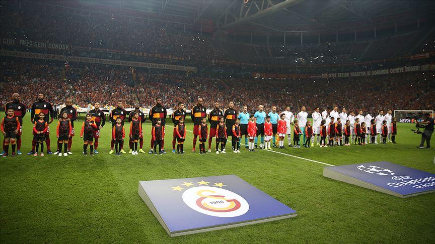 Galatasaray UEFA Şampiyonlar Ligi'nde sezonu Paris'te kapatıyor