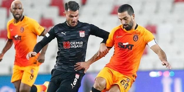 Galatasaray ve Sivasspor'un rakipleri belli oluyor