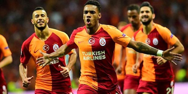 Galatasaray, yıldız oyuncuyu Gomis'in yanına gönderdi