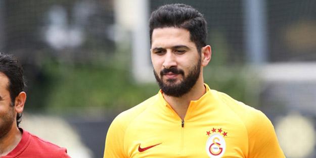 Galatasaray'da Emre Akbaba sevinci!