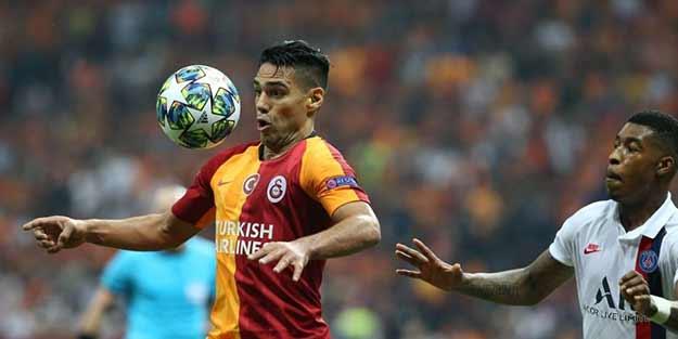 Galatasaray'da Falcao bilmecesi sona erdi