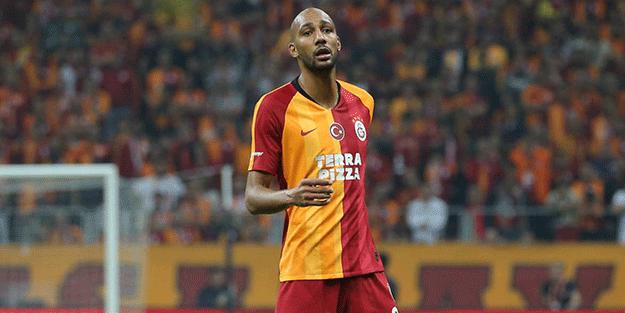 Galatasaray'da kadro dışı bırakılan Steven Nzonzi'den şok hareket