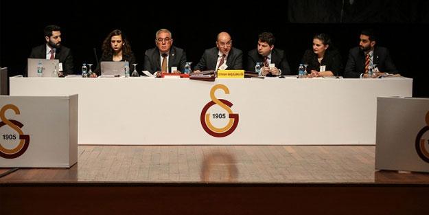 Galatasaray'da mali kongrenin tarihi belirlendi
