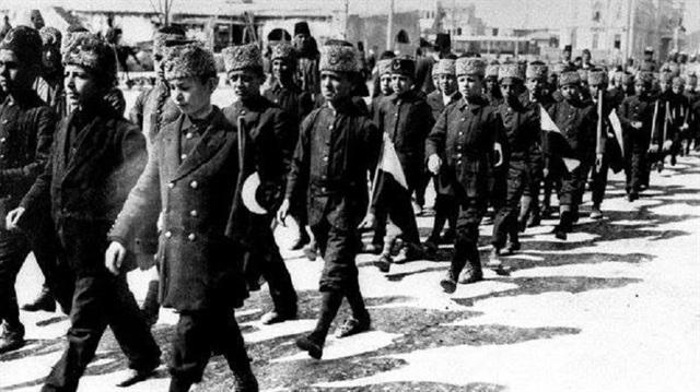 Galatasaray'dan duygulandıran 'Çanakkale' paylaşımı