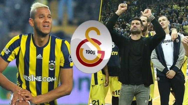 Galatasaray'dan Fenerbahçe ve küfür açıklaması!