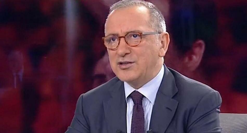 Galatasaray'dan kovulan Fatih Altaylı'dan ilk açıklama