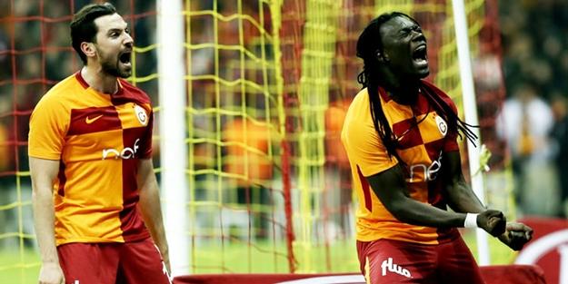 Galatasaray'dan tarihi geri dönüş
