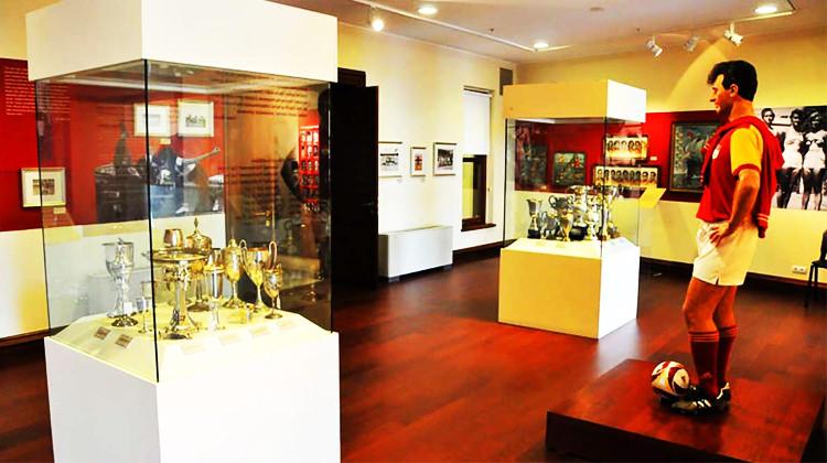 Galatasaray'dan Türkiye'de görülmemiş müze