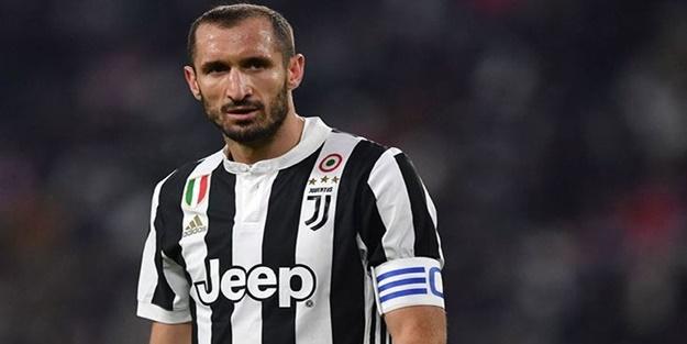 Galatasaray'dan yılın bombası! Juventus'un dünyaca ünlü yıldızı Chiellini...