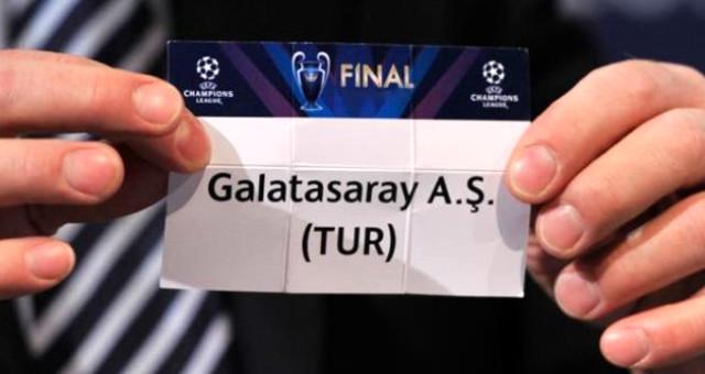Galatasaray'ı Devler Liginde zorlu rakipler bekliyor