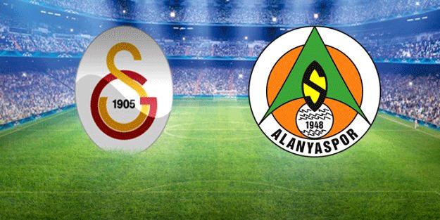 Galatasaray'ın Alanyaspor 11'i belli oldu