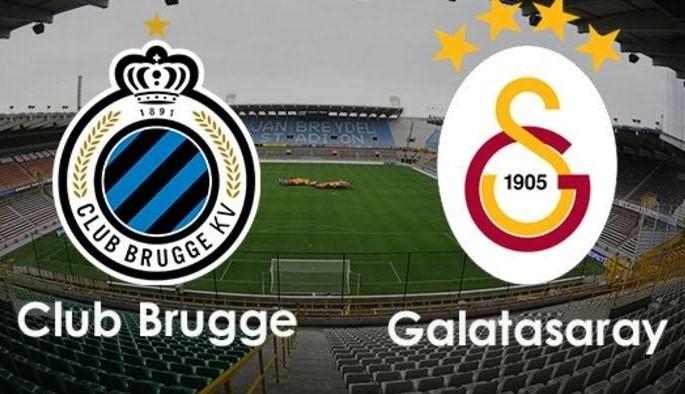 Galatasaray'ın Brugge kadrosu açıklandı mı?