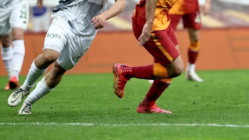 Galatasaray'ın konuğu Konyaspor