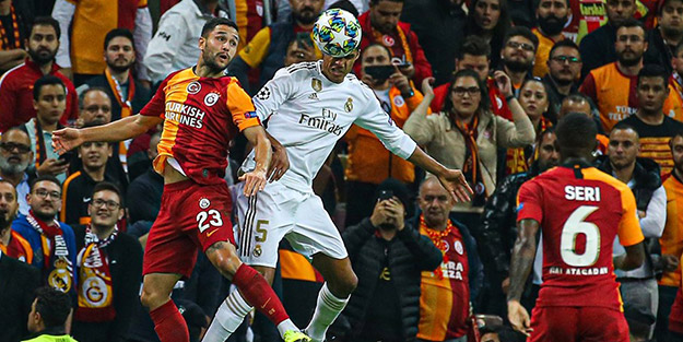 Galatasaray'ın Real Madrid kadrosu belli oldu