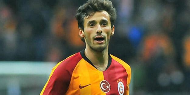 Galatasaray'ın Uruguaylı futbolcusundan şoke eden itiraf! 'Ateşim çıkmaya başladı'