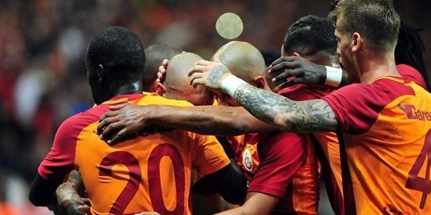 Galatasaray'ın utanç tablosu!