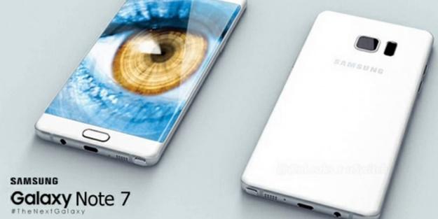 Galaxy Note 7, 10 yeni ülkede satışa sunuldu