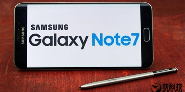 Galaxy Note 7'nin özellikleri teyit edildi
