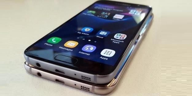 Galaxy S7 ve S7 Edge güncellendi