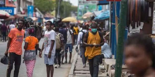 Gana'da 150 sağlık çalışanı koronavirüse yakalandı